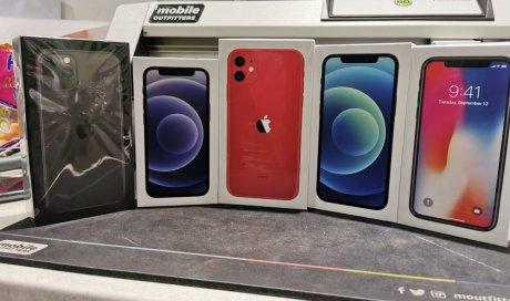 Vente et réparation d'écran cassé d'Iphone 12 à Sète
